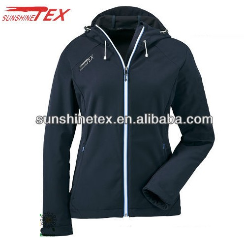 Womens Waterdichte Softshell Jas Dames Softshell Jas