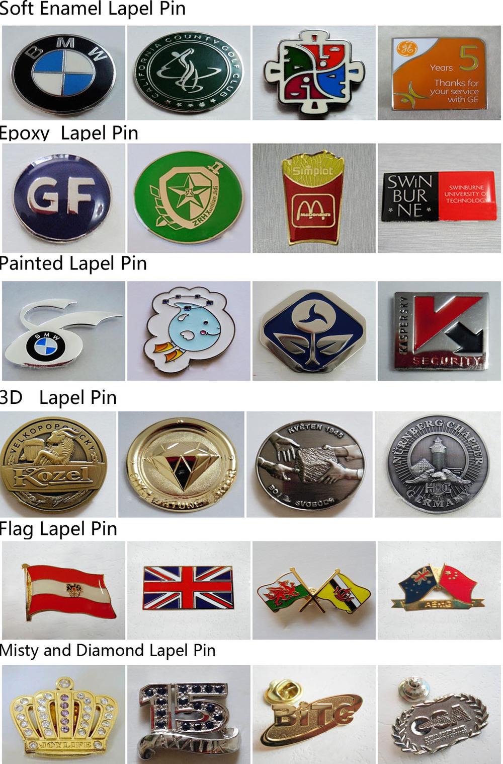 Masonic 20 year service lapel pin