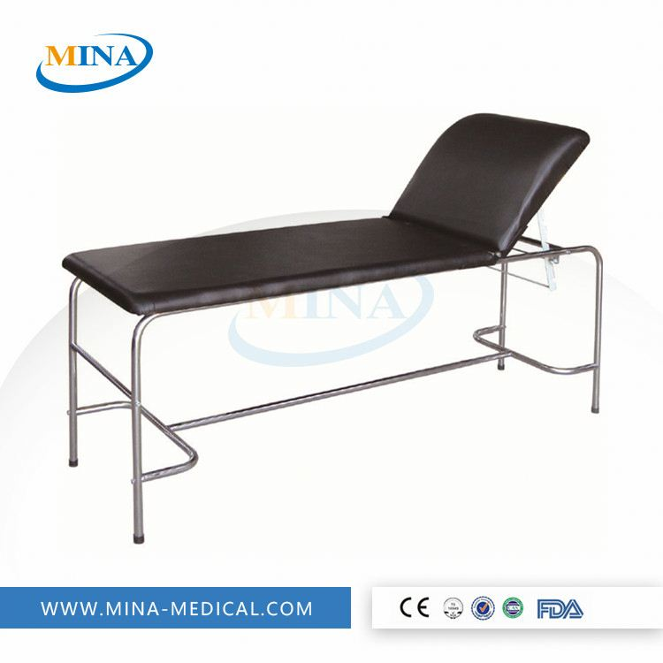 MINA-ZC10 Hospital Examination Bed With Adjustable Backrest