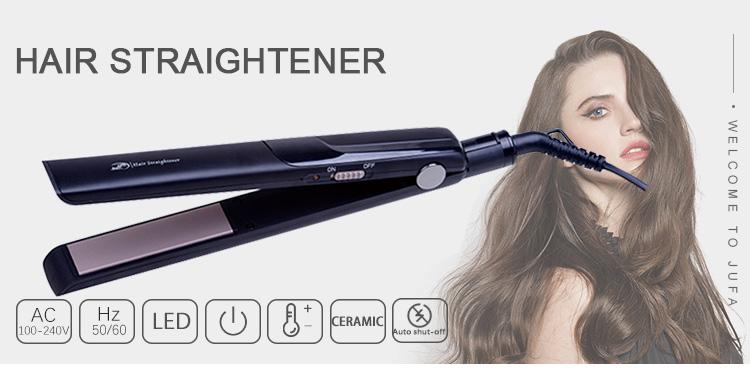 2019 professional newest hair salon equipment, hair flat iron, hair straightener