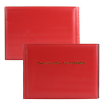 240 Collection Storage Penny Pockets Money Album Book Collecting Coins Holders -Y102