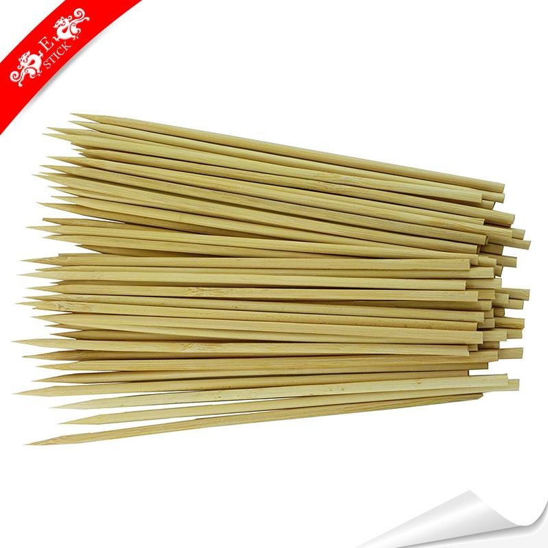 Stocked fast delivery high quality flower skewer for camping