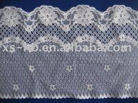 raschel knit lace