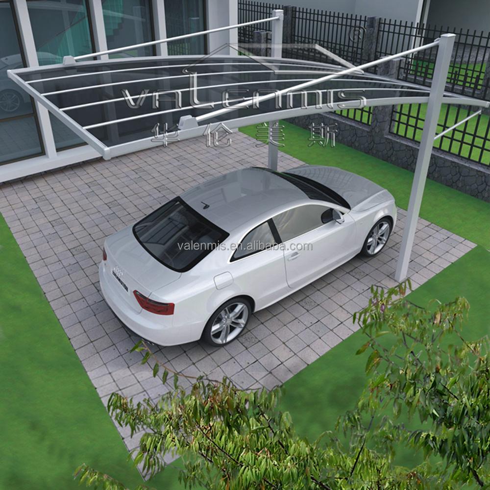 Collapsible Car Garage : Portable voiture garage abri auvent motorisé rétractable