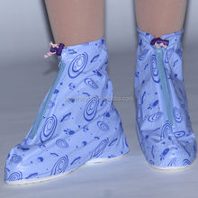 2014 new style hot lady rain shoe covers