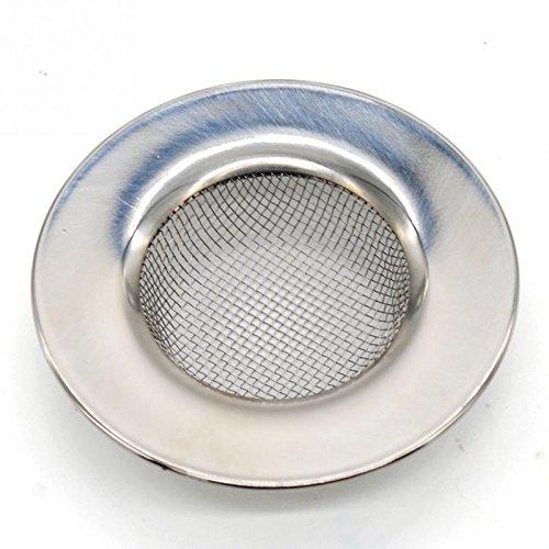Get Quotations · Bathtub Hair Catcher Stopper Shower Drain Hole Filter Trap  Metal Sink Strainer  Pier 27
