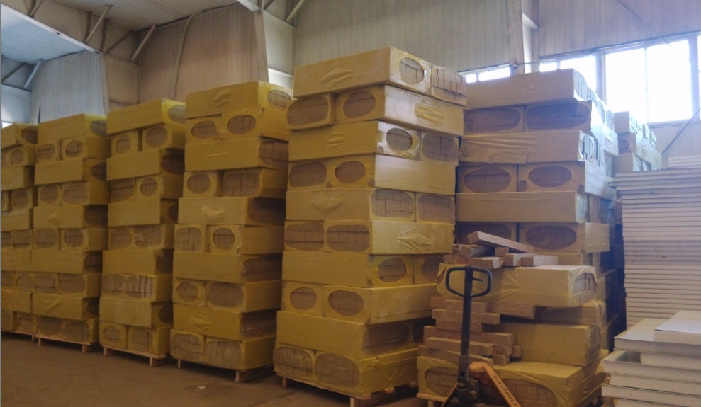 Fireproof Rockwool Insulation Roof Corrugated Roof Panels