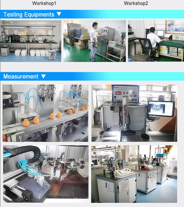 China Professionele Luidspreker 8 Ohm 1 w 57mm Mylar Luidspreker
