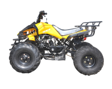 ATV125-4 camping trailer with atv helmet
