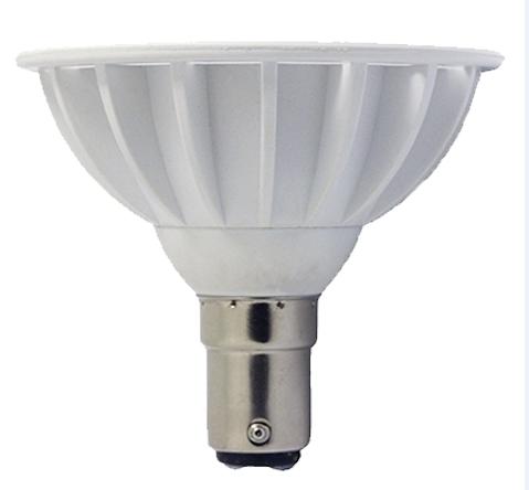 LED Ar70 Ba15d Spotlight 7w Ac Dc 12v Base 3000k Warm White Reflector Light Halogen 60w Replacement Bulbs Indoor Outdoor Home Office Tracklight 38/°Beam 12V 3000K,2 Pack