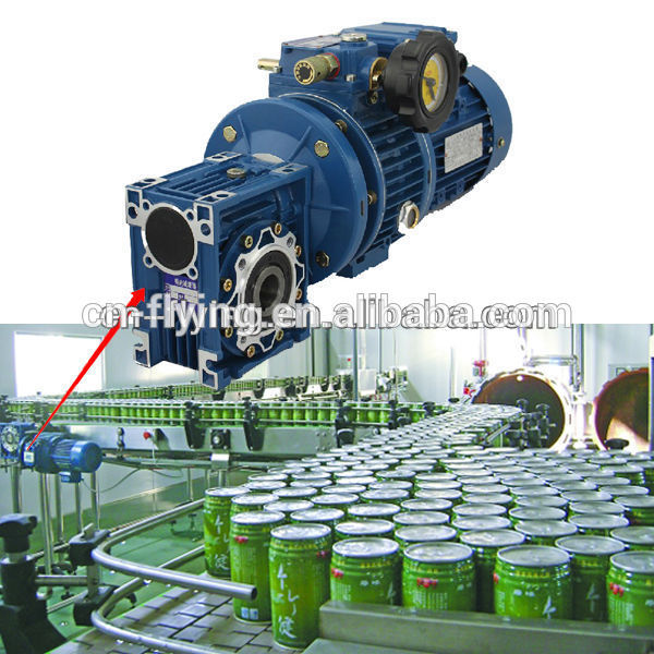 cheapest worm gearbox for vacuum powder delivery system