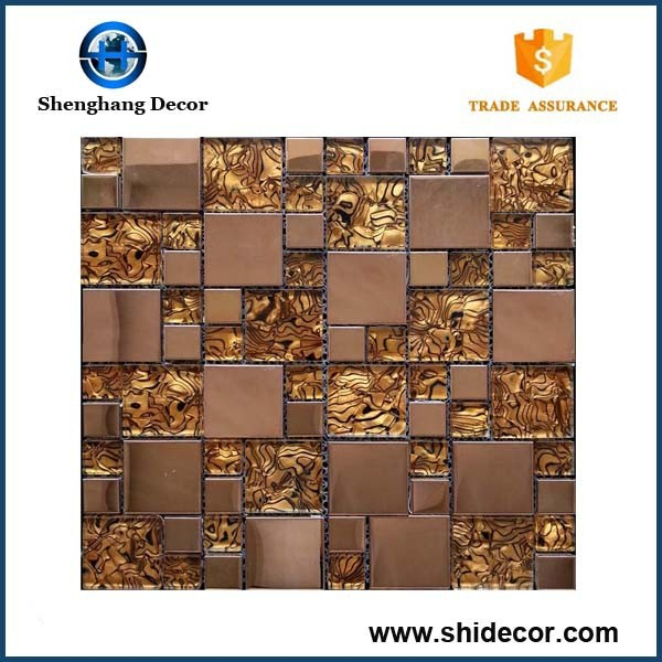 Cheap price vintage mosaic flower pattern design