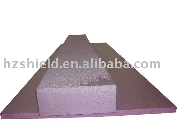 thermal insulation xps extrusion board