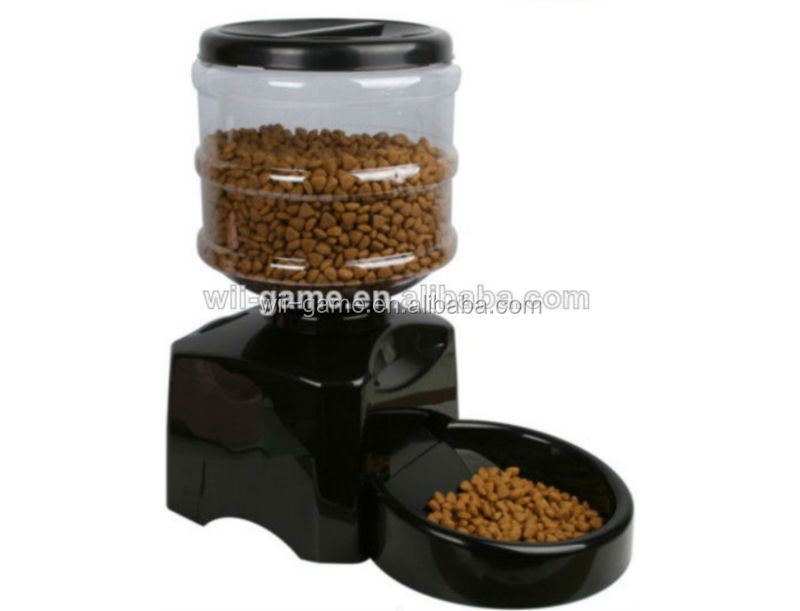Battery Operated Cat Food Dispenser