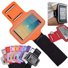 Free Stock Sample Color Premium Sports Running Jogging Gym Armband Case Cover Holder for iPhone 5S 4S 4