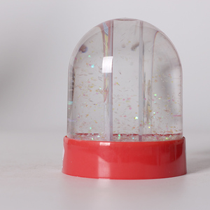 DIY Your Own Arcylic Photo Insert Snow Globe,water snow globe