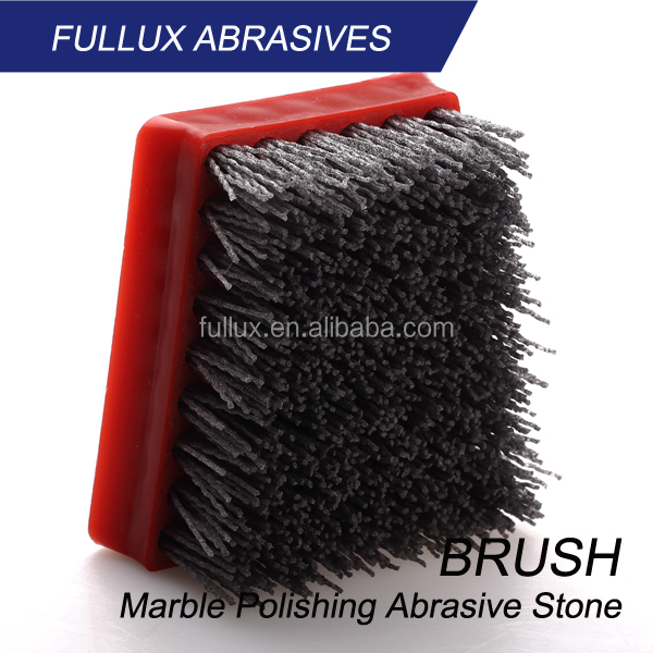 Diamond Frankfurt Brush Polishing Tools for Stone Machine
