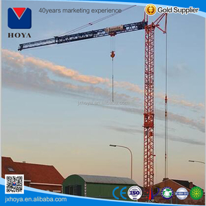 Professional 6 tons derricking jib crane with stable function