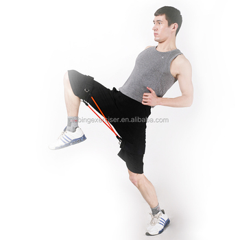 Taekwondo Leg Training Resistance Bands Leg Workout Buy Leg