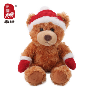 New arrival toy factory custom christmas plush toy