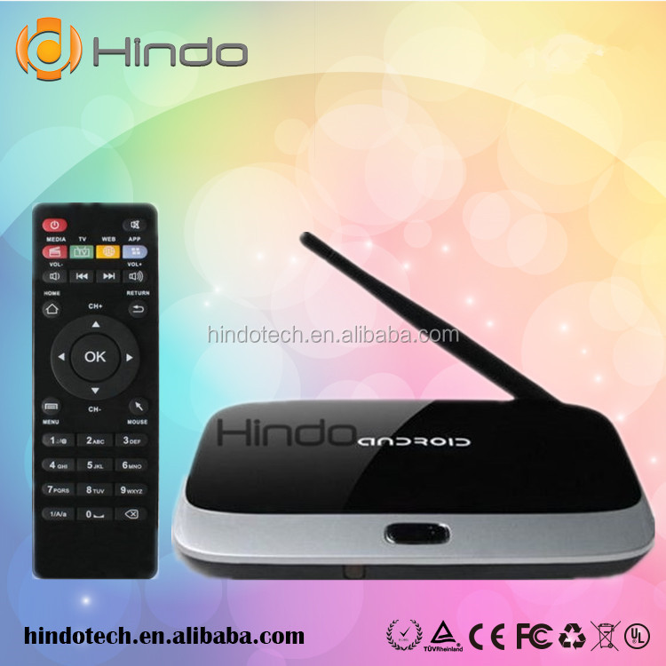 Mini Android TV Box RK 3188 tv box HD/Bluetooth /WIFI Android Quad Core tv box CS 918