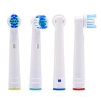 Compatible B Oral Toothbrush Heads with Patent