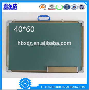 A4 Size Aluminum Frame Double Magnetic White Board With Marker Pen ...