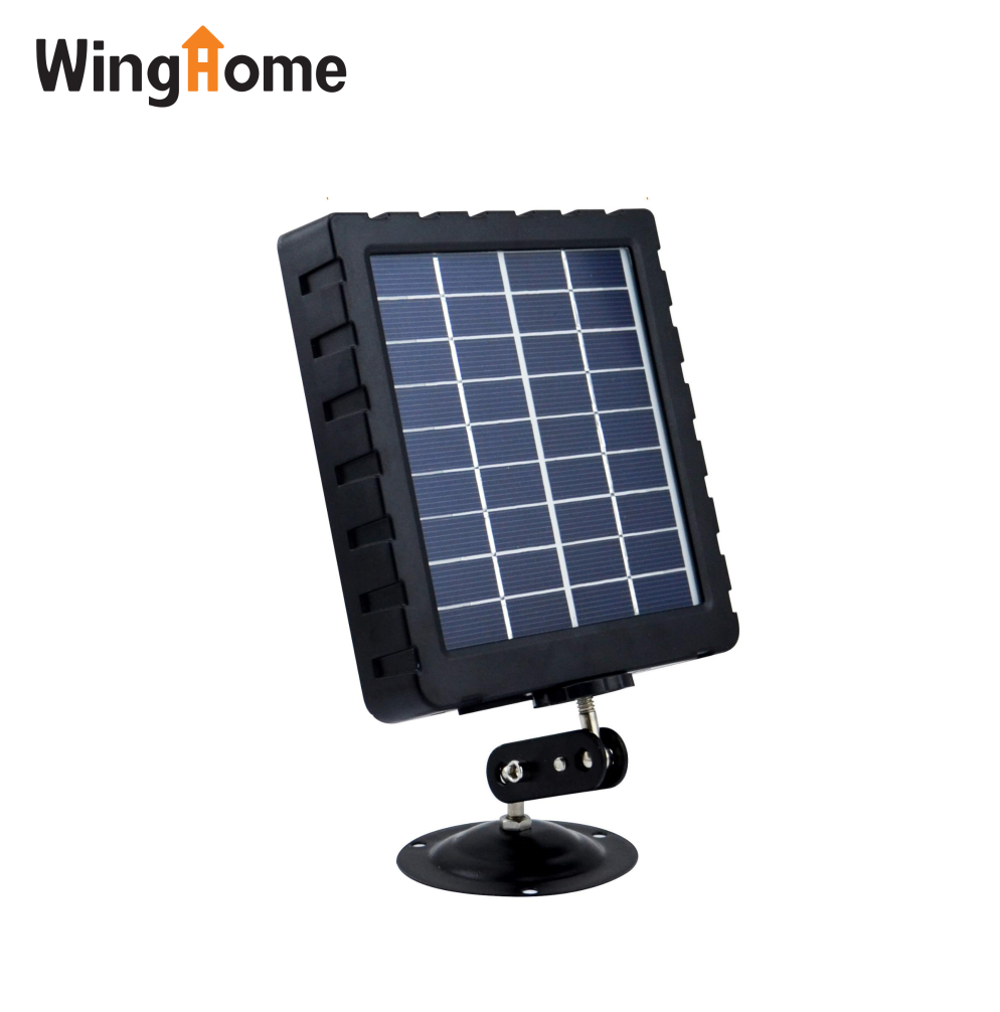Trail Camera ce/fee/rohs uninterruptted solar power