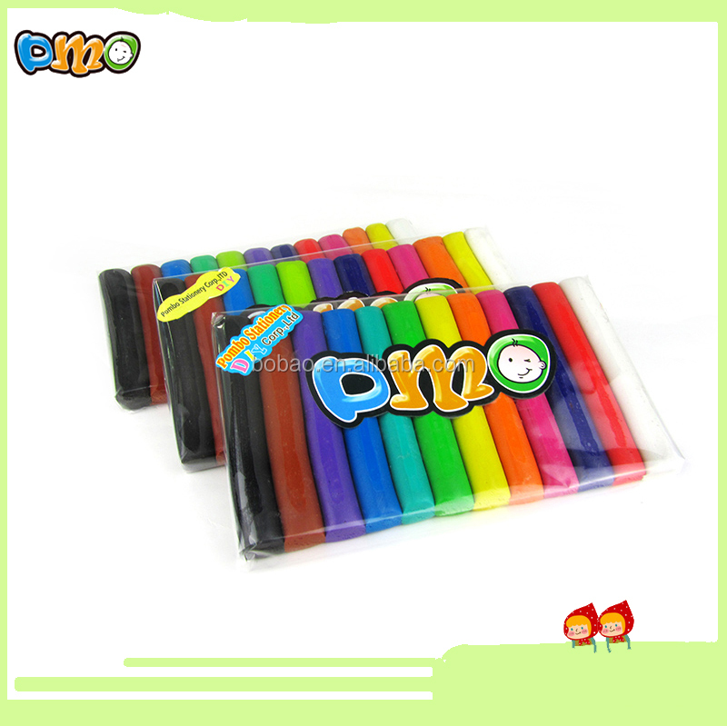 New polymer clay cane for kids educational toys making