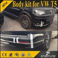 10-14 Facelift A Style T5 Car Body Kit For VW Transporter T5
