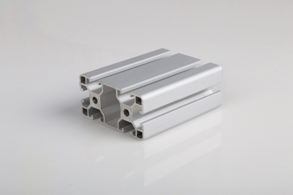 anodized aluminum extruded industrial t slot aluminum t slotted framing