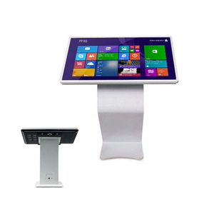 factory price touchscreen lcd kiosesk , all in one monitor , digital signage