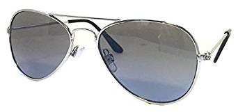 Kids Aviator Sunglasses ages 3 - 8 Pilot Glasses