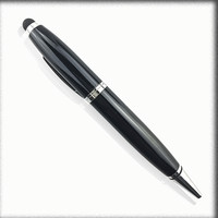 4GB 8GB USB stylus touch ball pen with good memory Metal pen drive free samples