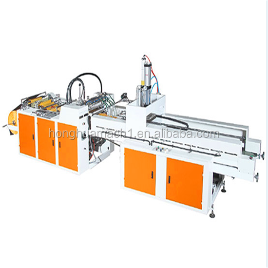 Bag Forming Machine Machine Type and Yes Computerized PE BAG MAKING MACHINERIES WHOLE PLANT