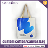 Reusable Cotton Canvas Bag Cotton Canvas Promotional Bags