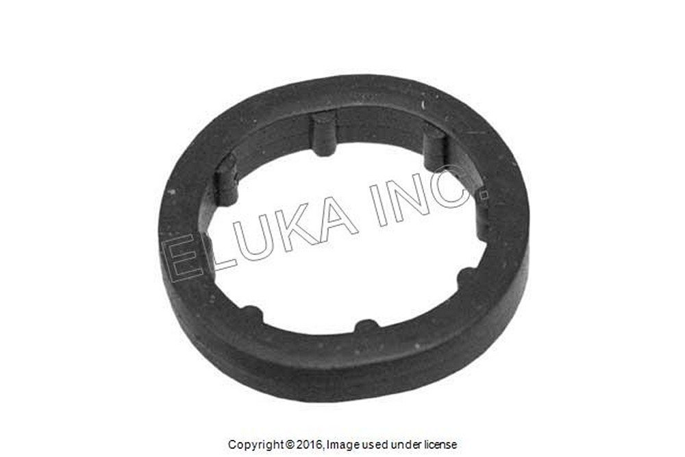 Mercedes-Benz Seal Ring (Round Shape) - Oil Filter Housing to Oil Cooler C240 C280 C320 C43 AMG C55 AMG CL500 CLK320 CLK430 CLK500 CLK55 AMG CLS500 CLS55 AMG E320 E430 E500 G500 G55 AMG ML320 ML350 ML