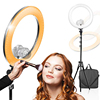 /product-detail/rl-18-rechargeable-flash-make-up-salon-vanity-mirror-mobile-phone-makeup-led-ring-light-62046717991.html