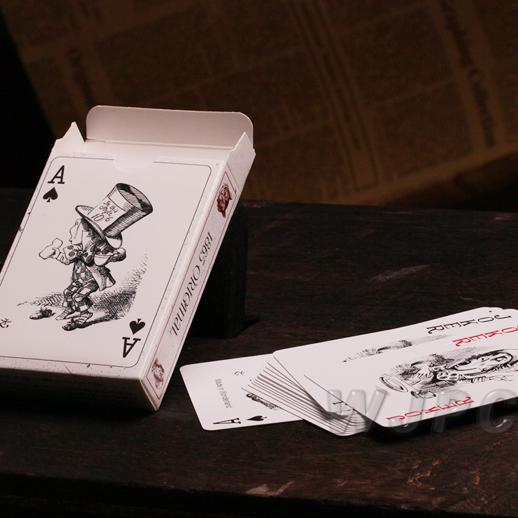 Wholesale Custom Printed Anime Poker Playing Cards