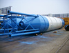 New type portable concrete storage mini 80 ton cement silo