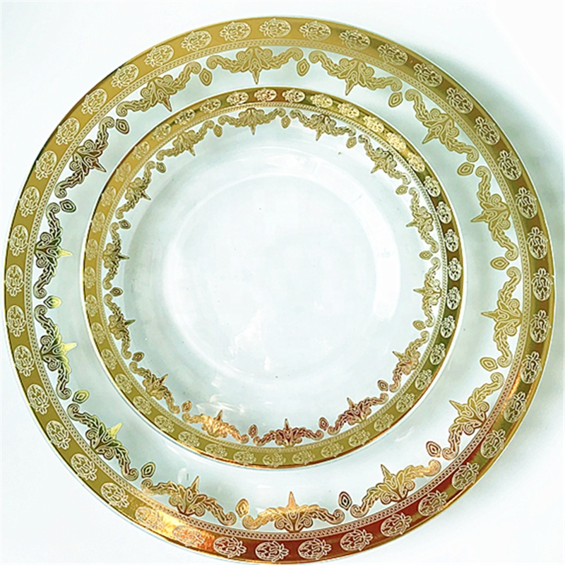 Antique Decorative Plates Compre