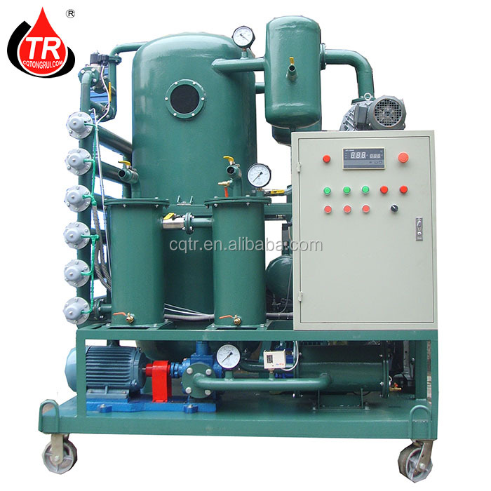 Used transformer oil and insulation refining machine on sale