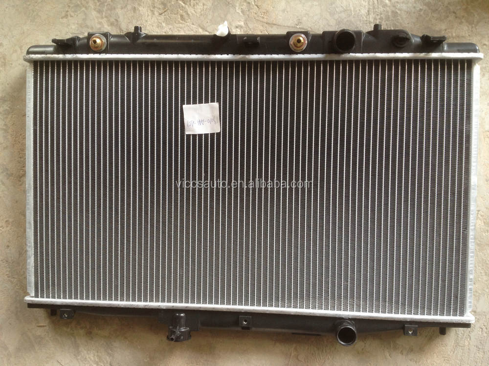19010-RAA-A51 FOR Honda Accord 2003 auto car aluminum radiator china manufacturer