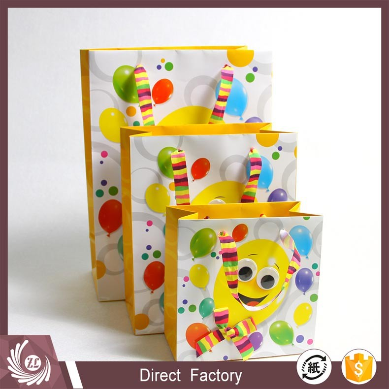 ODM cheap price, new design brown kraft paper bag, paper bags
