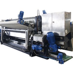 China leather splitting machine for used tannery machine