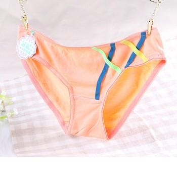 1581ac5b7 New Arrival Pretty Lycra Cotton Women Panties Hot Sale Cotton Side Belt  Straps Briefs
