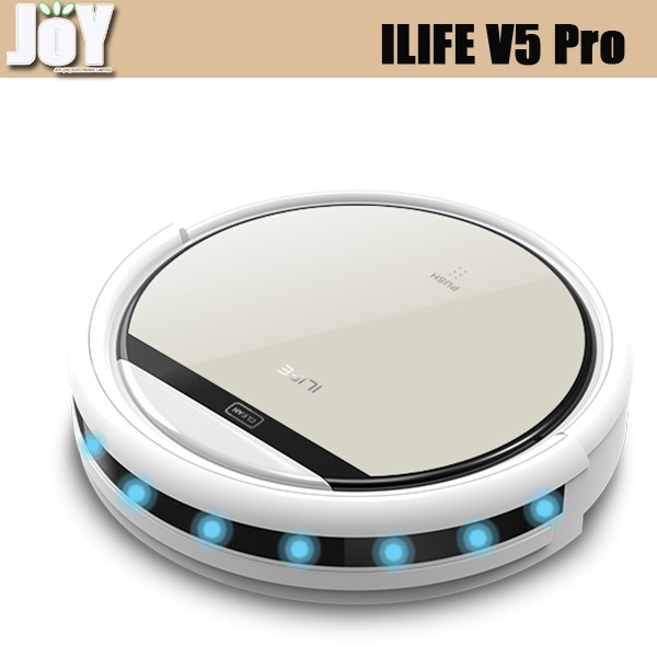 New Arrive Chuwi ILIFE V5 Pro vacuum cleaner robot Super Mute Sweeping Robot Wet and Dry Home Dust Cleaning 2600mAh Li-battery