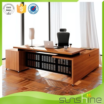 Sunshine Furniture Kd Structure Trade Manager Boss Modern Director ...