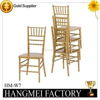 Indian gold,white,black,sliver wedding wooden chiavari chair
