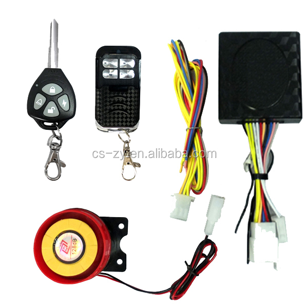 Remote Engine Start Stop Motorcycle Alarmas Para Motos